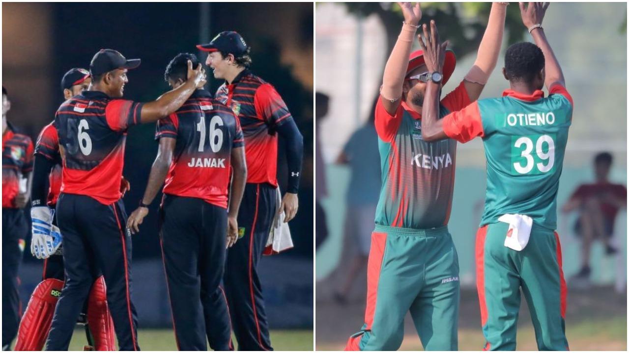ICC Men's T20 World Cup Qualifier 2019: मैच 24, ग्रुप ए, सिंगापुर बनाम केन्या – ड्रीम 11 फैंटेसी क्रिकेट टिप्स – प्लेइंग इलेवन, पिच रिपोर्ट और इंजरी अपडेट 1
