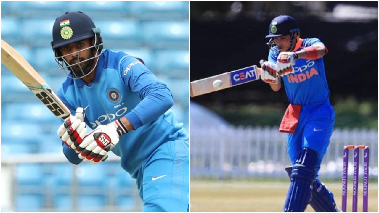 Deodhar Trophy 2019-20: दूसरा मैच, इंडिया ए बनाम इंडिया सी, ड्रीम 11 फैंटेसी क्रिकेट टिप्स – प्लेइंग इलेवन, पिच रिपोर्ट और इंजरी अपडेट 9