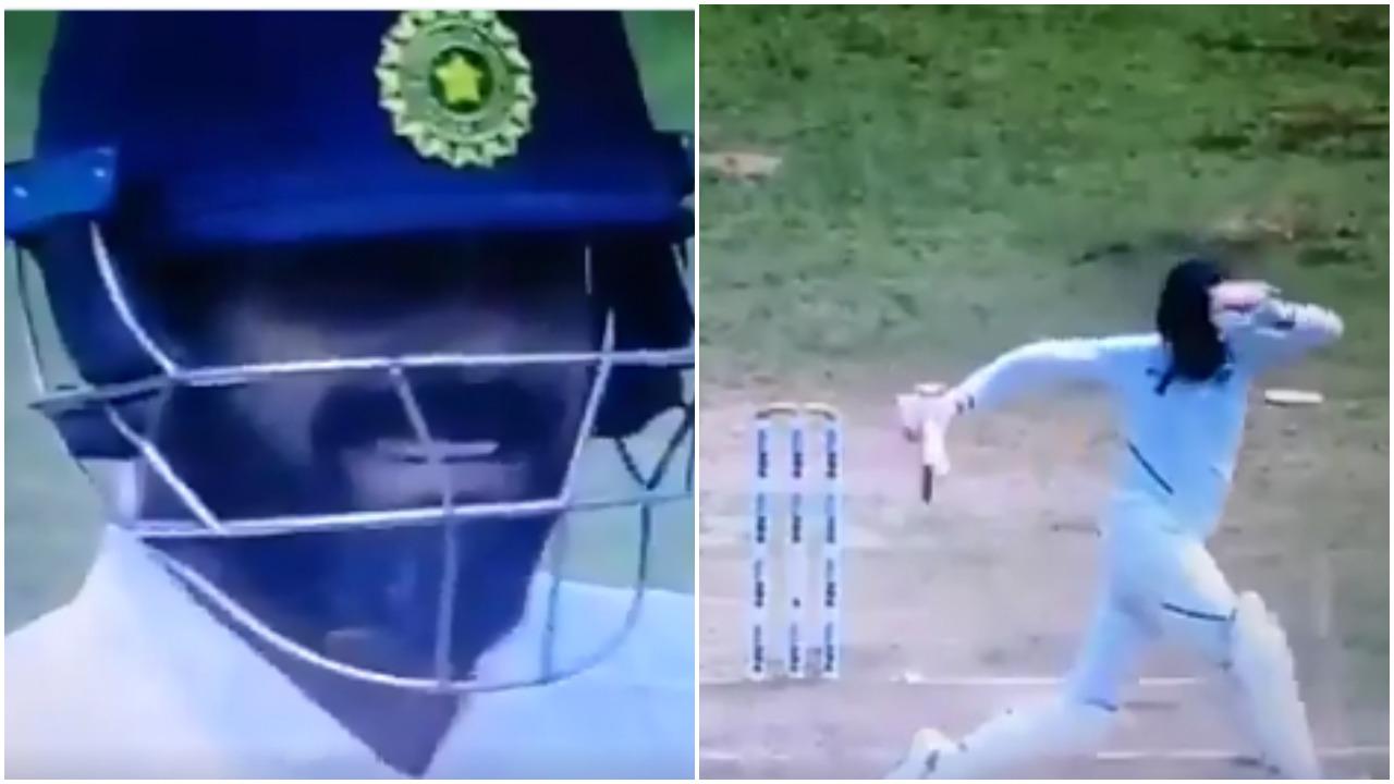 रविन्द्र जडेजा ने पिच पर किया डांस, कप्तान कोहली ने ऐसे दिया रिएक्शन 1