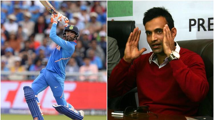 टी-20 टीम से रविन्द्र जडेजा के ड्रॉप होने पर  इरफान पठान ने खड़ा किया सवाल 8