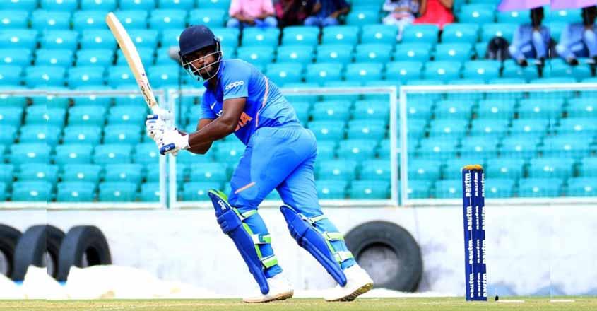संजू सैमसन को नहीं मिली टीम में जगह, तो अब फैंस ने विंडीज के खिलाफ इस मैच का किया बाहिष्कार 3