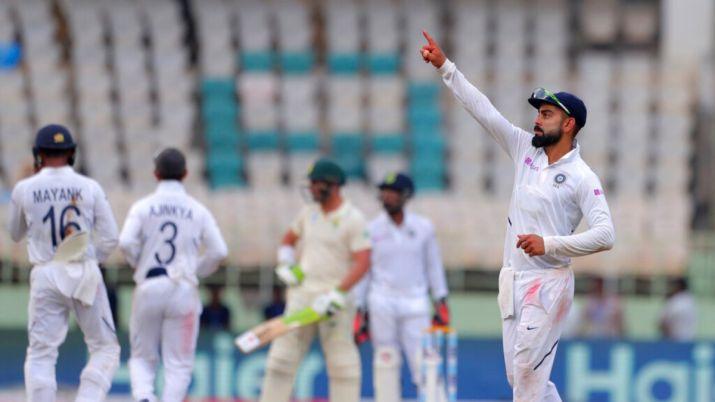 विराट कोहली की पुणे टेस्ट मैच से पहले सामने आई सबसे बड़ी कमजोरी, यहाँ देखें वीडियो 1