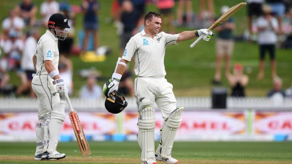 NZ vs ENG : दूसरे टेस्ट मैच में बारिश के बीच टॉम लाथम का शतक, ऐसा रहा पहले दिन का हाल 4