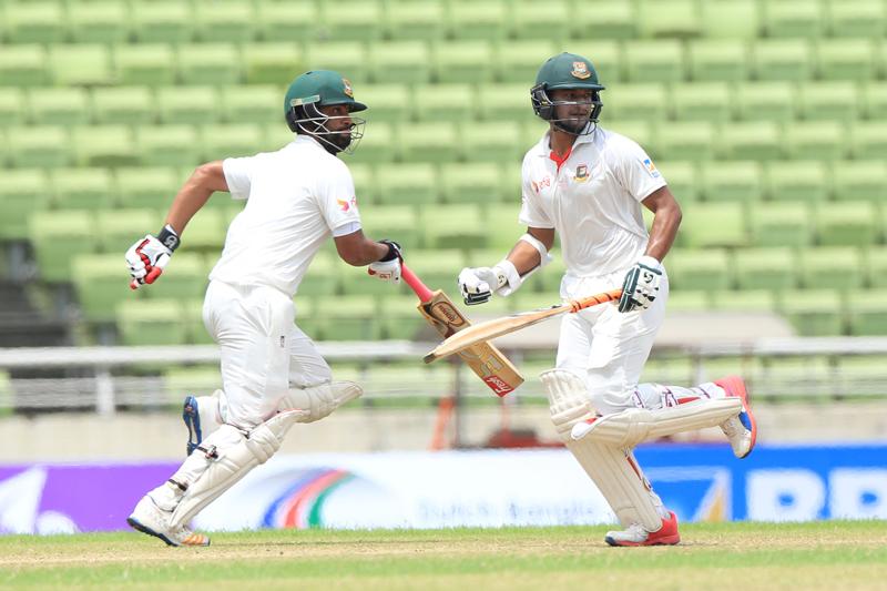 INDvBAN, पहला टेस्ट: शाकिब और तमीम के बिना ही भारत को चुनौती देने को तैयार बांग्लादेश: मोमिनुल हक 2