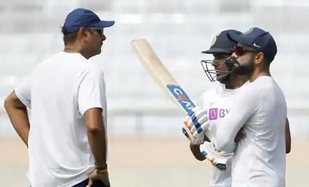वीडियो: भूटान से वापस आने के बाद नेट्स में विराट कोहली ने सभी गेंदबाजों को थकाया, लगाए अद्भुत शॉट्स 4
