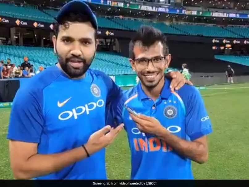 क्रिकेट जगत ने दी रोहित शर्मा को जन्मदिन की शुभकामनाएं, चहल के बधाई देने का अंदाज निकला सबसे निराला 8