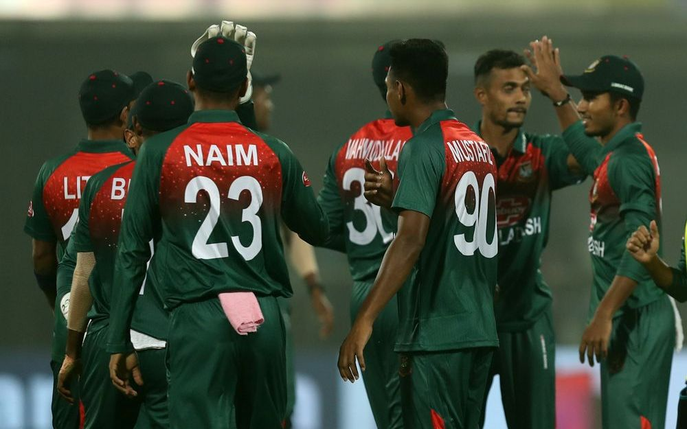 INDvBAN, पहला टी-20: 17.3 ओवर में क्रुनाल पंड्या की एक छोटी सी गलती की वजह से बांग्लादेश से पहली बार हारी टीम इंडिया, देखें स्कोरकार्ड 8