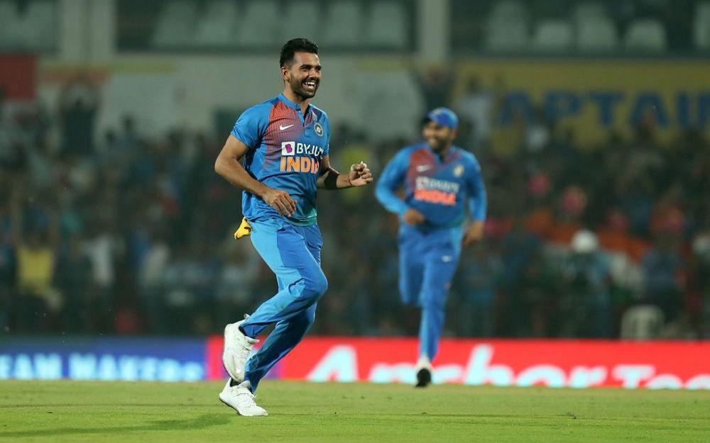 रोहित भाई ने कहा था बांग्लादेश के खिलाफ तुम्हे निभानी है बुमराह की भूमिका : दीपक चाहर 1
