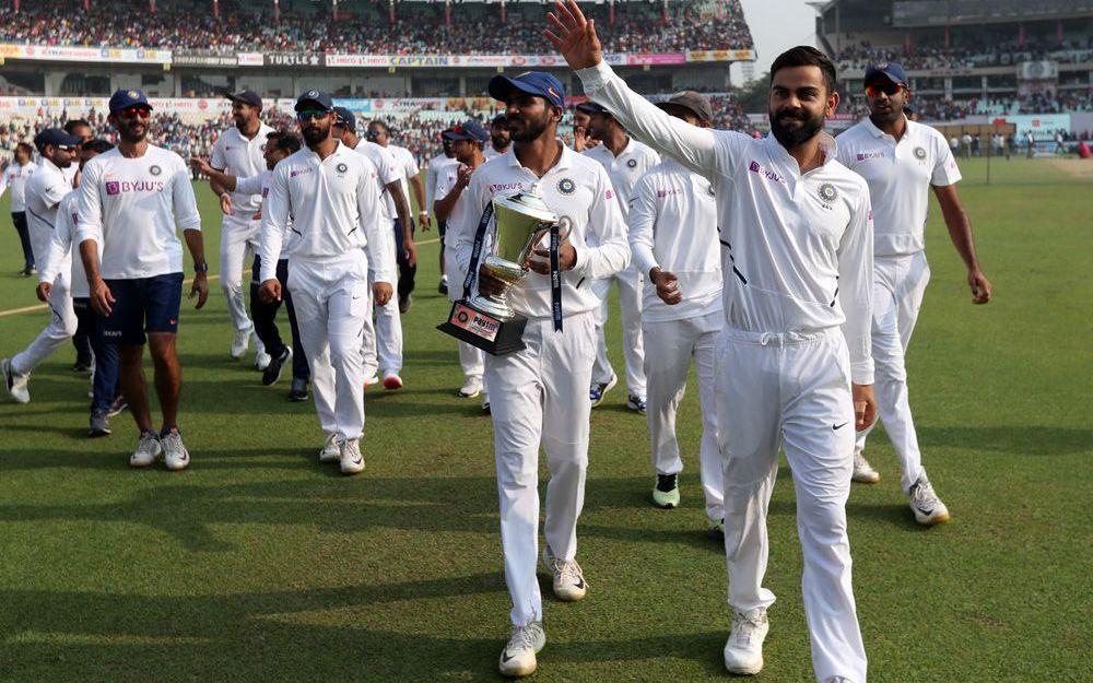 बांग्लादेश के खिलाफ क्लीन स्वीप करने के बाद भारतीय टीम को हुए यह 4 बड़े फायदे 10