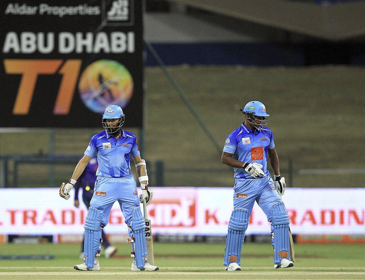 टी-10 लीग: हाशिम अमला की बेहतरीन बल्लेबाजी के बावजूद कर्नाटक तस्कर्स को मिली हार 11