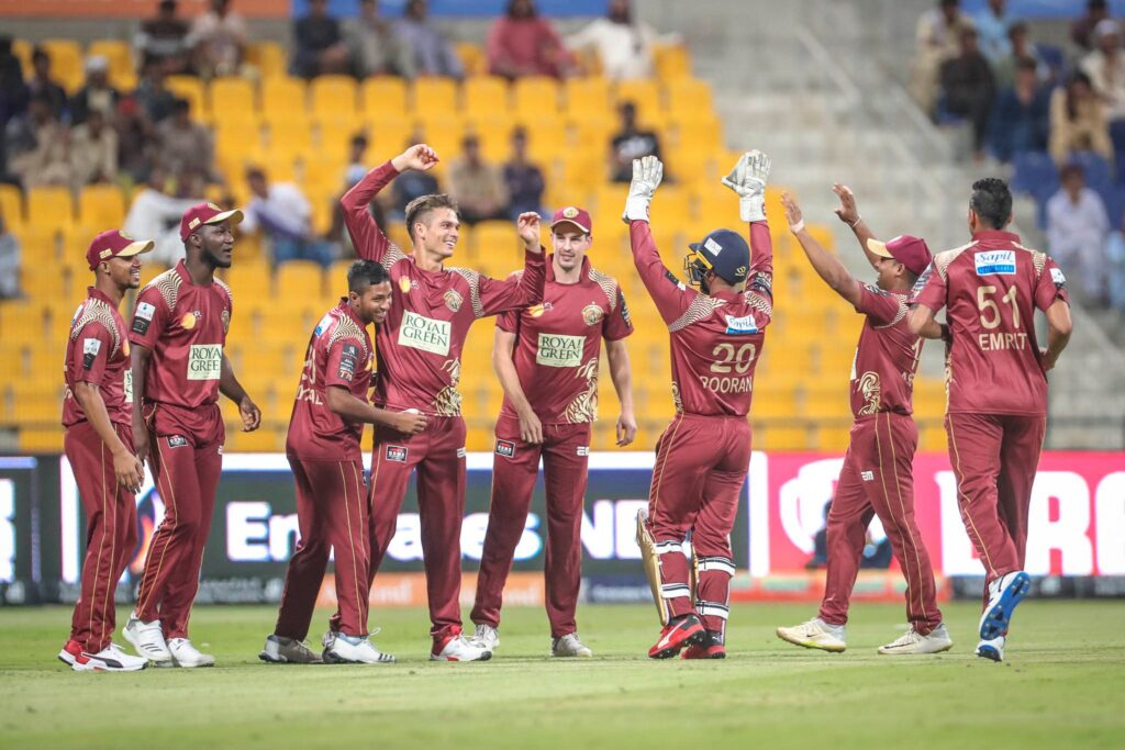 टी-10 लीग: दिल्ली बुल्स को नॉर्दर्न वॉरियर्स के खिलाफ मिली हार, निकोलस पूरन चमके 2