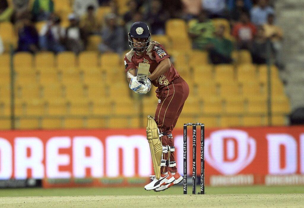 टी-10 लीग: दिल्ली बुल्स को नॉर्दर्न वॉरियर्स के खिलाफ मिली हार, निकोलस पूरन चमके 4