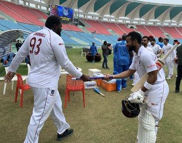 AFG vs WI: एकमात्र टेस्ट मैच में वेस्टइंडीज ने अफगानिस्तान को 9 विकेट से हराया 11