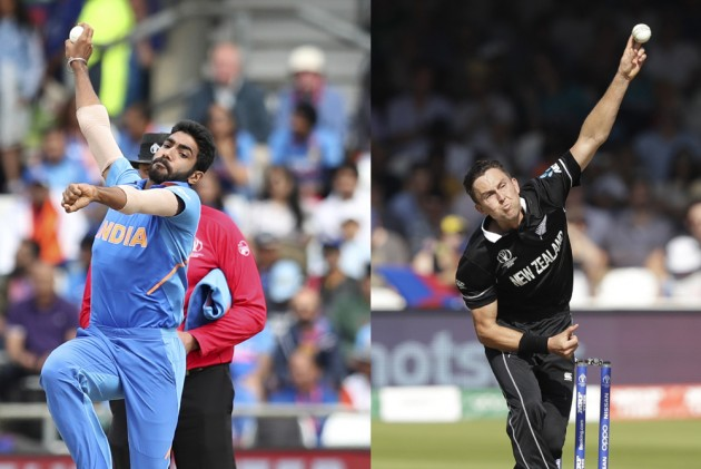 ट्रेंट बोल्ट के साथ गेंदबाजी करने पर जसप्रीत बुमराह ने दी प्रतिक्रिया