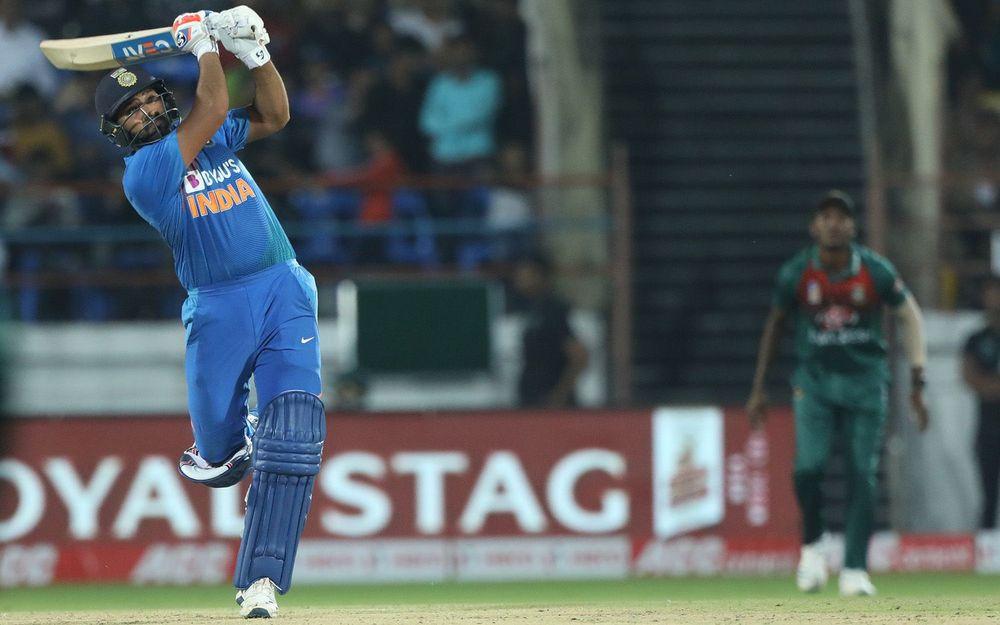 INDvBAN, दूसरा टी-20: रोहित शर्मा ने कहा, मैं विपक्षी टीम को हल्के में नहीं लेता 2