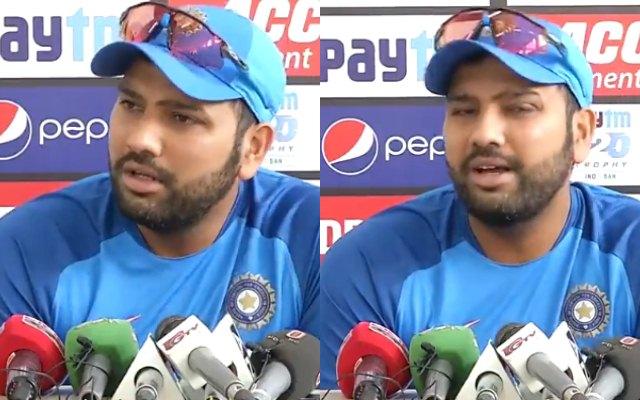 रोहित शर्मा ने बताया भविष्य में कौन होगा भारतीय टीम का नंबर 4 का नियमित बल्लेबाज 1