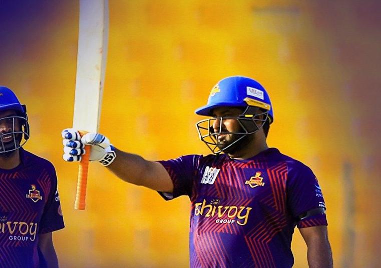 टी-10 लीग: मोहम्मद शहजाद की विस्फोटक बल्लेबाज से जीता डेक्कन ग्लैडिएटर्स 1