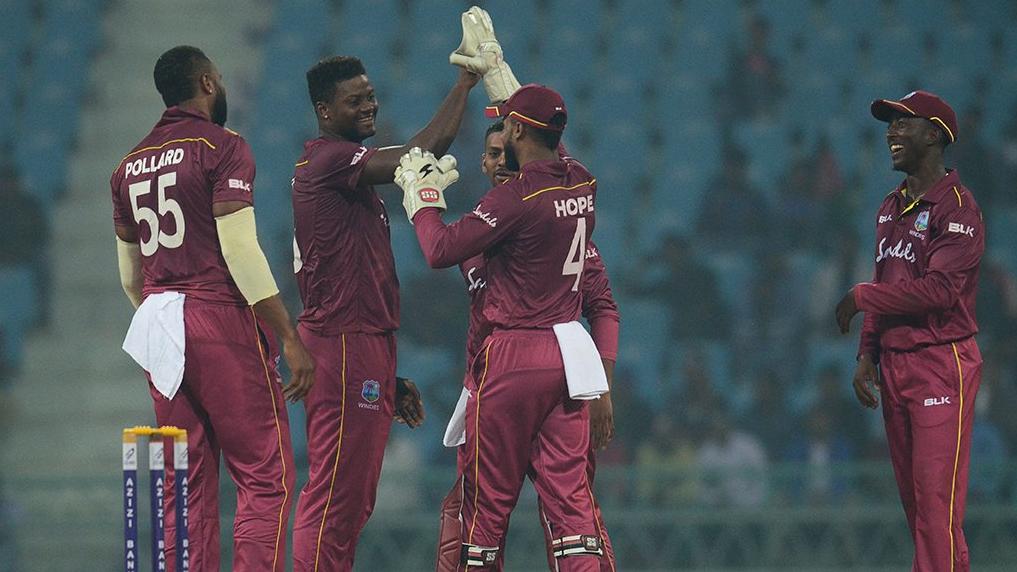 AFGvWI, दूसरा वनडे: अफगानिस्तान को 47 रनों से हराकर वेस्टइंडीज ने सीरीज में बनाई अजेय बढ़त 4