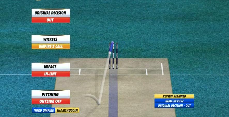 INDvBAN: विराट कोहली का रिकॉर्ड तोड़ पहले ही ओवर में आउट हुए रोहित शर्मा, देखें वीडियो 4