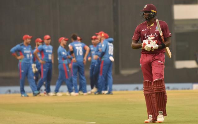 AFGvWI, दूसरा वनडे: अफगानिस्तान को 47 रनों से हराकर वेस्टइंडीज ने सीरीज में बनाई अजेय बढ़त 2