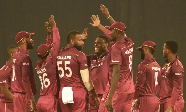 AFGvWI, दूसरा वनडे: अफगानिस्तान को 47 रनों से हराकर वेस्टइंडीज ने सीरीज में बनाई अजेय बढ़त 1