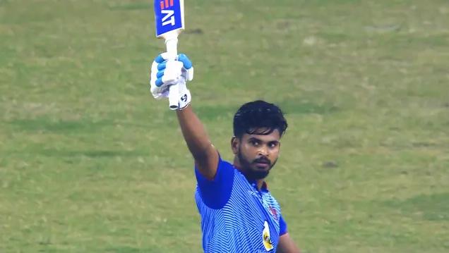 सैयद मुश्ताक अली ट्रॉफी: मुंबई और पंजाब के मैच में लगी रिकॉर्ड की झड़ी 12