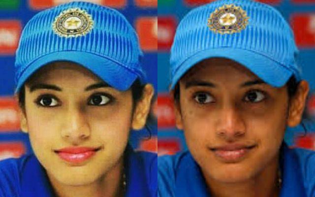 भारत की विस्फोटक ओपनर बल्लेबाज स्मृति मंधाना ने बताया क्या है उनके जीवनसाथी बनने की योग्यता 9