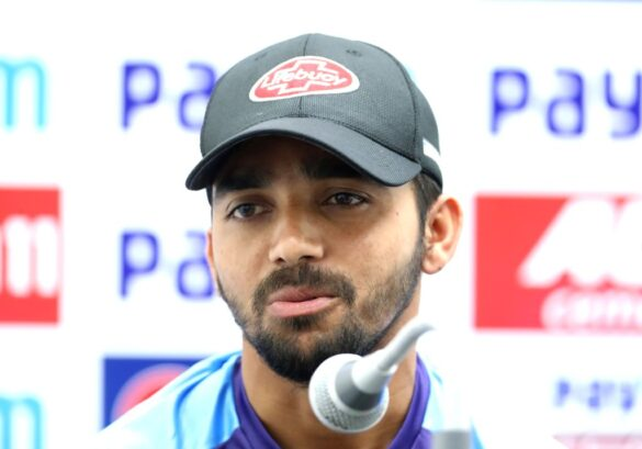 INDvBAN, पहला टेस्ट: शाकिब और तमीम के बिना ही भारत को चुनौती देने को तैयार बांग्लादेश: मोमिनुल हक 28