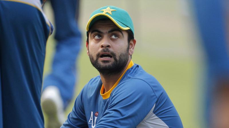 पाकिस्तान क्रिकेट बोर्ड ने बॉल टेंपरिंग के लिए अहमद शहजाद को सुनाई सजा 3