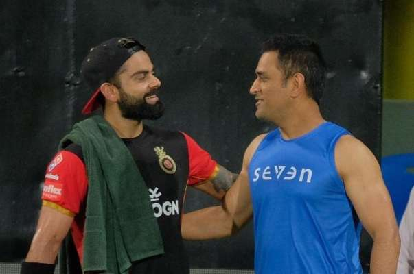 4 कारण क्यों आईपीएल में विराट कोहली से बेहतर हैं महेंद्र सिंह धोनी 2