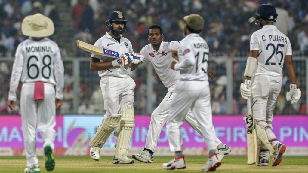 INDvsBAN: इमरुल काइस का कैच लेने के बाद विराट कोहली ने दी दिलचस्प प्रतिक्रिया 1