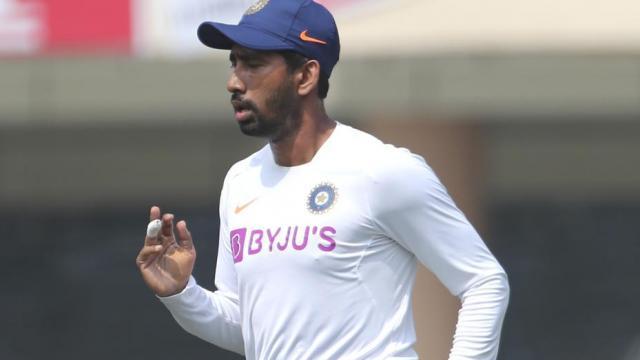 रणजी ट्रॉफी के फाइनल में बंगाल की टीम का हिस्सा रहेंगे विकेटकीपर बल्लेबाज रिद्धिमान साहा 17