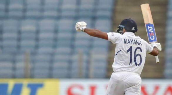 NZ vs IND- न्यूजीलैंड के खिलाफ दूसरे टेस्ट मैच में 36 रन बनाते ही मयंक अग्रवाल ऐसा करने वाले बन जाएंगे दूसरे सबसे तेज भारतीय बल्लेबाज 27