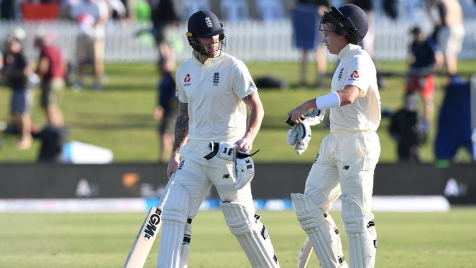NZ vs ENG : न्यूजीलैंड के खिलाफ पहले टेस्ट के पहले दिन इंग्लैंड की अच्छी शुरुआत, जानिए पहले दिन का पूरा हाल 9