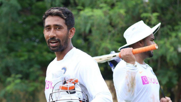 पिंक बॉल टेस्ट के बाद चोटिल हुए भारतीय विकेटकीपर, मुंबई में हुई उंगली की सर्जरी 5
