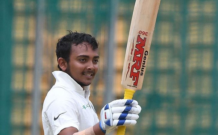 पृथ्वी शॉ ने रणजी ट्रॉफी में लगाया दोहरा शतक, फैंस ने की भारतीय टीम में वापसी की मांग 11