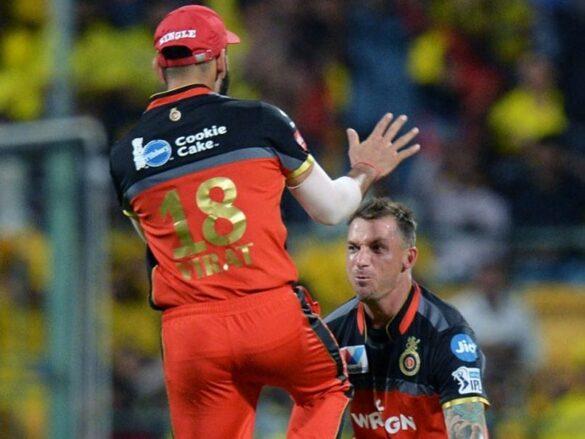 आईपीएल में आरसीबी के लिए विराट कोहली के साथ खेलने पर डेल स्टेन ने कही ये बड़ी बात 22