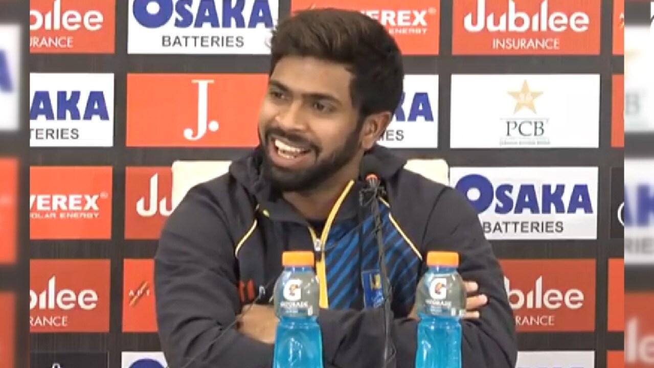 एक बार फिर जग हसाई का शिकार हुई पाकिस्तानी मीडिया, श्रीलंका के खिलाड़ी को पहचानने में की गलती 5