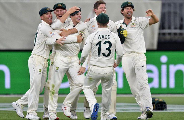 ऑस्ट्रेलिया क्रिकेट टीम