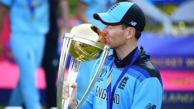 इंग्लैंड को विश्व विजेता बनाने वाले इयोन मॉर्गन को सीबीई अवार्ड मिलने पर उनके नागरिकता पर उठा सवाल 8