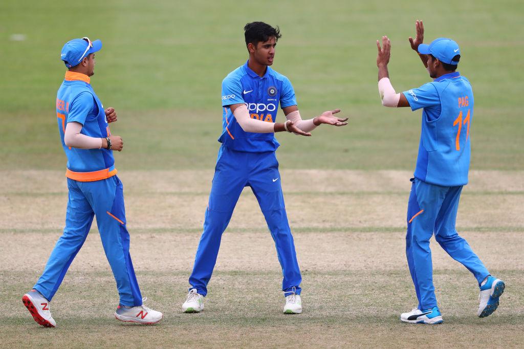 भारत की अंडर-19 टीम ने साउथ अफ्रीका अंडर-19 को पहले वनडे में 9 विकेट से हराया 2