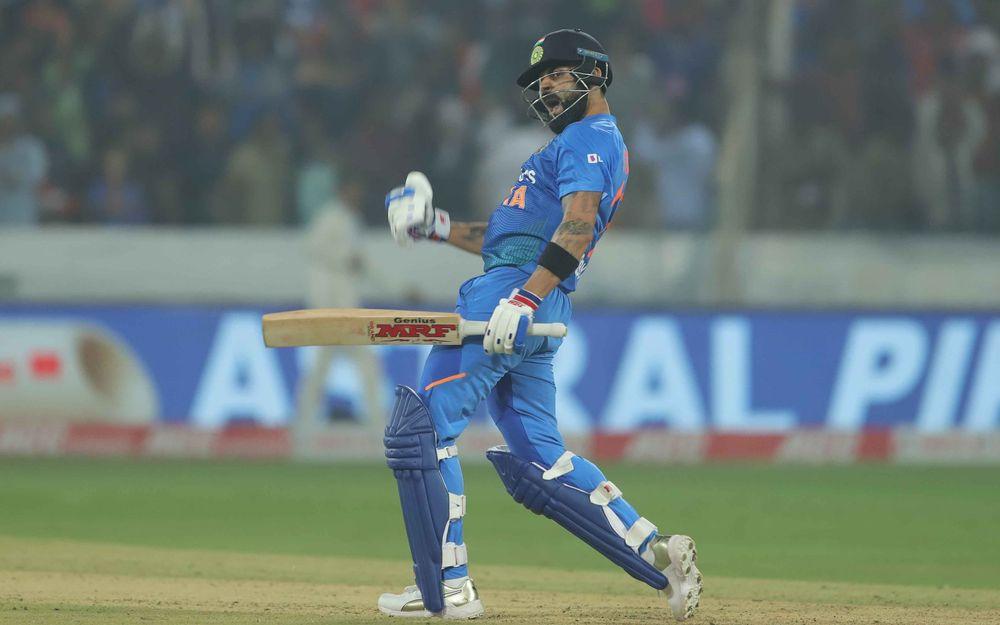 IND vs WI: हैदराबाद की जीत के नायक विराट कोहली ने इस दिग्गज खिलाड़ी को दिया 'BIGG BOSS' का नाम 11