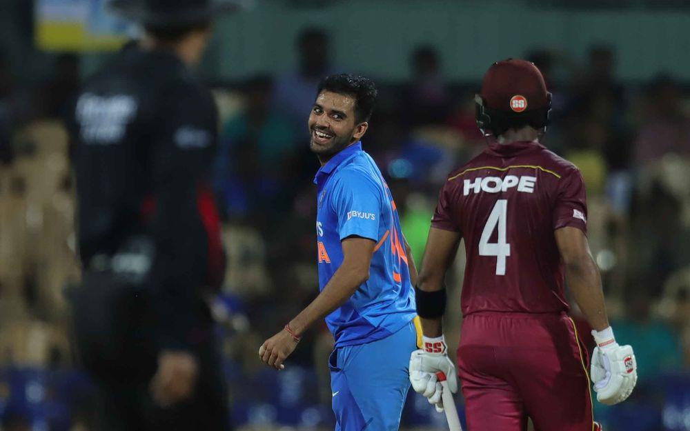 शिमरोन हेटमेयर की तूफानी पारी के दम पर वेस्टइंडीज ने भारत को 8 विकेट से हराया 5