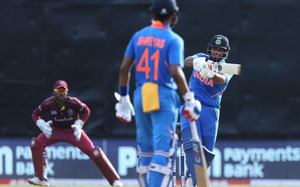 शिमरोन हेटमेयर की तूफानी पारी के दम पर वेस्टइंडीज ने भारत को 8 विकेट से हराया 1