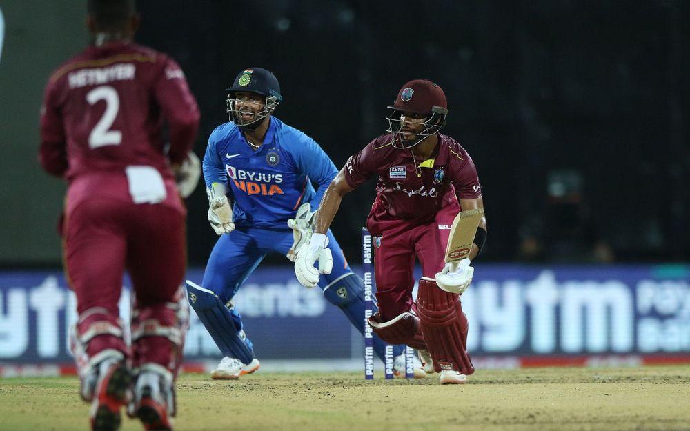 शिमरोन हेटमेयर की तूफानी पारी के दम पर वेस्टइंडीज ने भारत को 8 विकेट से हराया 3