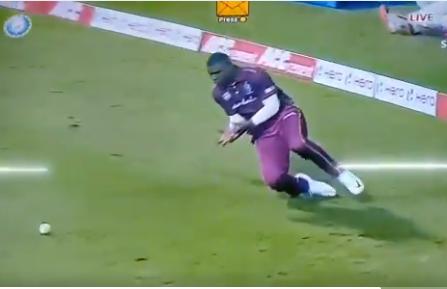 IND vs WI- मैच के दौरान एविन लुईस के घुटने में लगी गंभीर चोट, वनडे सीरीज में खेलने पर संशय 3