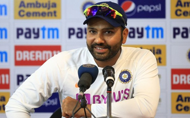 विराट कोहली ने कहा 4 दिन का नहीं होना चाहिए टेस्ट, अब रोहित शर्मा ने दिया अपना सुझाव 1