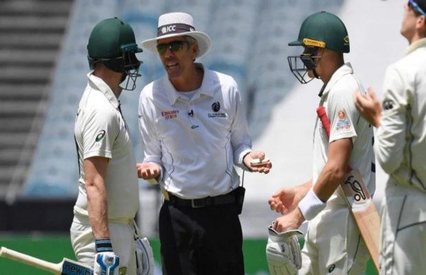 AUS vs NZ- बॉक्सिंग डे टेस्ट मैच के पहले दिन स्टीवन स्मिथ और अंपायर के बीच इस बात को लेकर हुई जोरदार बहस 1