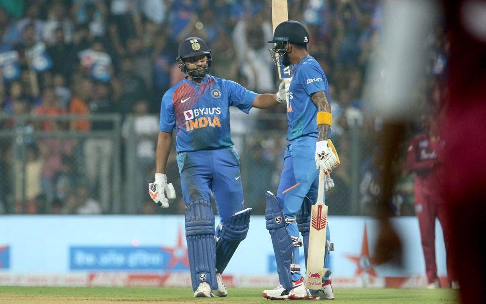 मैन ऑफ़ द मैच केएल राहुल ने कोहली-रोहित की बल्लेबाजी के लिए कही ऐसी बात, जीत लिया करोड़ों भारतीयों का दिल 1