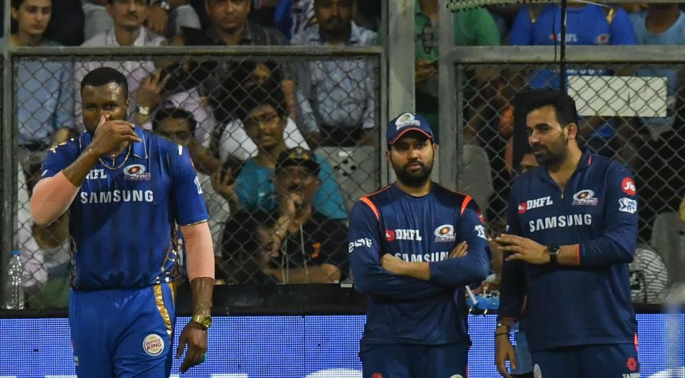 उनकी कप्तानी में वेस्टइंडीज अलग टीम हो जाती है, अपने आईपीएल साथी कीरोन पोलार्ड के बारे में रोहित शर्मा 2